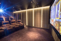 designing a home cinema