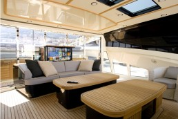 superyacht audio-visual